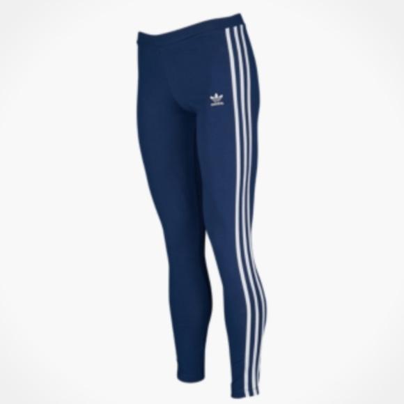 9479f705474 adidas Pants | Originals Adicolor 3 Stripe Leggings | Poshmark